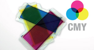 electrowetting cmy full colour, colour paper display, bright colors electrowetting, electro wetting,