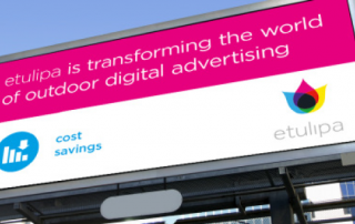 full color billboards, reflective outdoor billboards, electrowetting billboards,