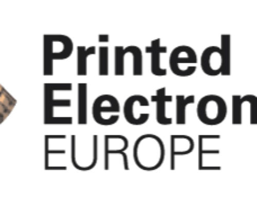 Electrowetting at IDTechEx Printed Electronics, Berlin, 10-11 May 2017