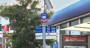 EWD busstop